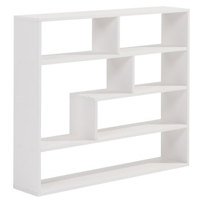 37  x 31.5  Rectangular Shelf Unit White - Danya B.