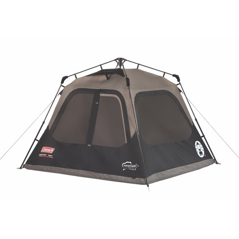 9cd5efb8cac Coleman 4-Person Instant Cabin Tent - Gray