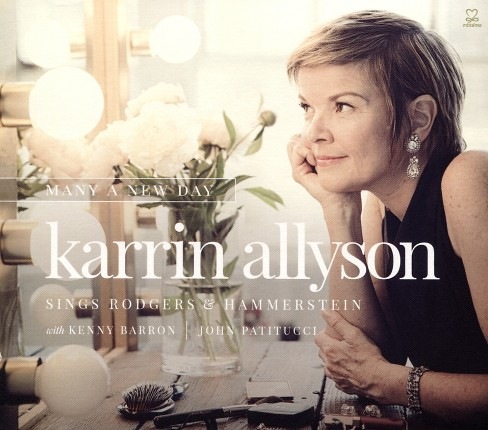 Karrin allyson - Many a new day (CD) - image 1 of 1