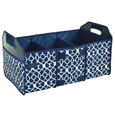 Picnic at Ascot - Original Folding Trunk Organizer with Durable No Sag Design