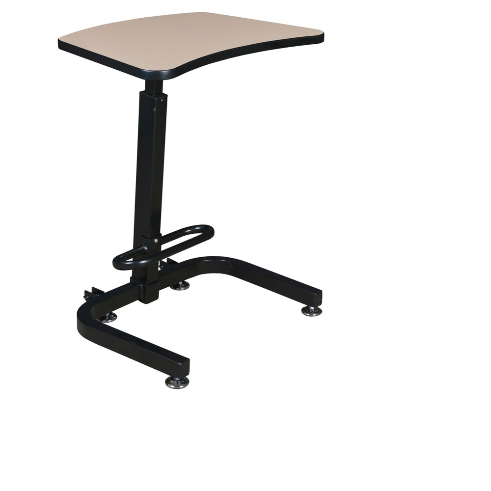 Brody Sit Stand Desk Beige - Regency
