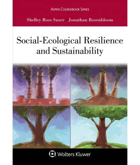 Social-ecological Resilience and Sustainability -  (Hardcover) - image 1 of 1