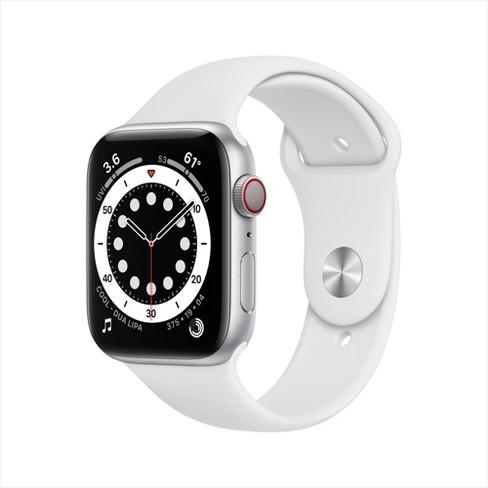 Apple Watch Series 6 GPS + Cellular Aluminum - image 1 of 4