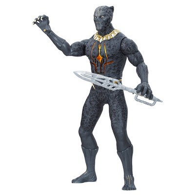 Marvel Black Panther Slash & Strike Erik Killmonger Figure