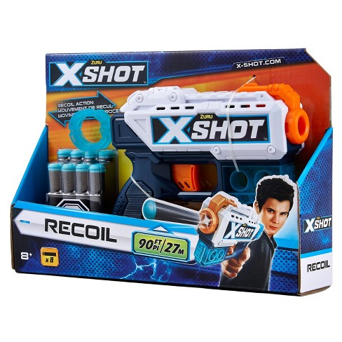 Zuru X-Shot Kickback Blaster - image 1 of 3