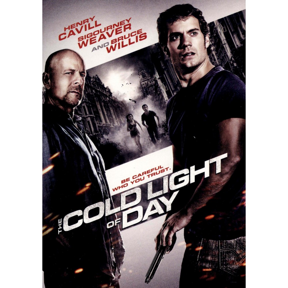 The Cold Light of Day (dvd_video)