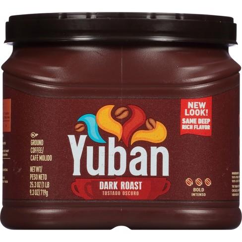 Yuban Premium Dark Roast Ground Coffee - 25.3oz - image 1 of 4