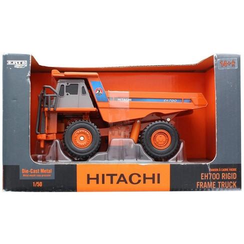 Ertl Hitachi 1:50 Scale Eh700 Hauler Shelf Truck Vehicle Replica - image 1 of 2