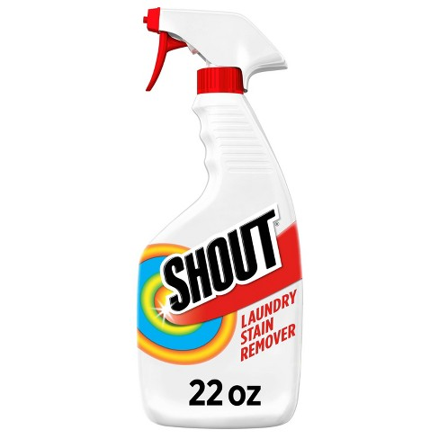 Shout Triple-Acting Stain Remover Spray - 22 fl oz - image 1 of 4
