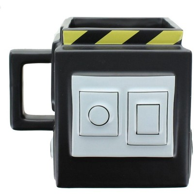 Just Funky Ghostbusters Ghost Trap Molded Mug