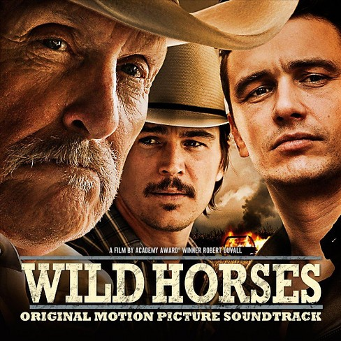 Various - Wild horses (Ost) (CD) - image 1 of 1