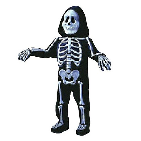 Toddler Kids' Skelebones Costume 3T-4T - image 1 of 1
