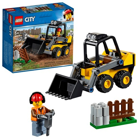 LEGO City Construction Loader 60219 - image 1 of 4