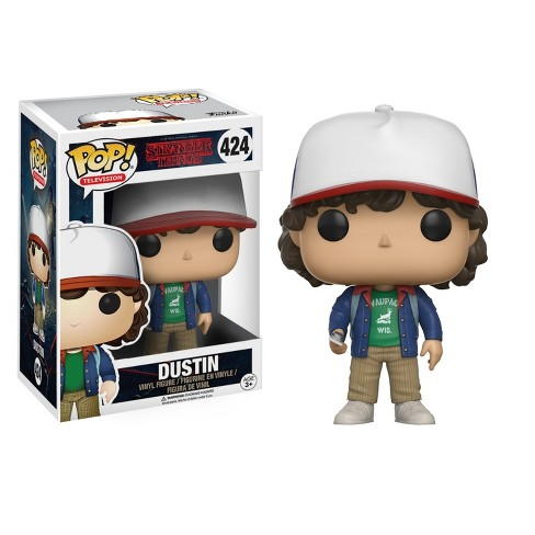 Funko POP! Stranger Things Dustin with Compass Mini Figure - image 1 of 3