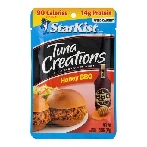 StarKist Tuna Creations Honey BBQ Pouch - 2.6oz - image 1 of 4