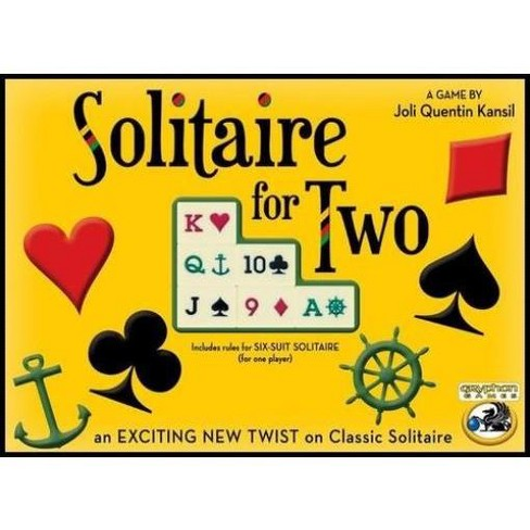 Solitaire for Two Board Game - image 1 of 1