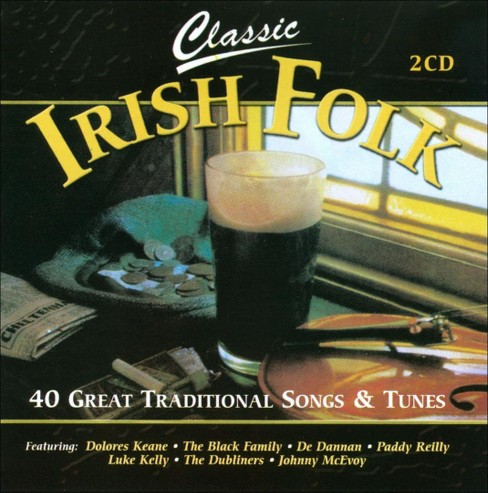 Various - Classic irish folk:40 great tradition (CD) - image 1 of 1