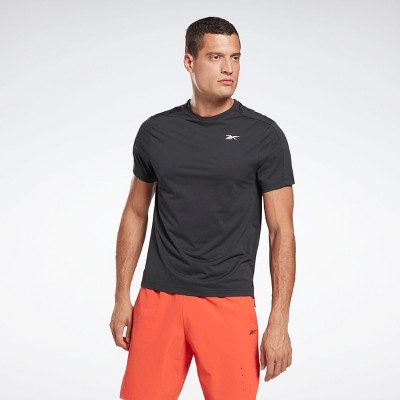 Reebok United By Fitness Perforated T-Shirt Mens Athletic T-Shirts