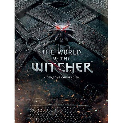 The World of the Witcher - by  CD Projekt Red (Hardcover)