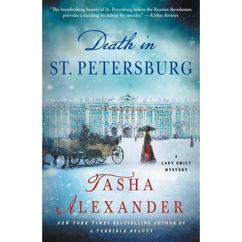 Death in St. Petersburg - (Lady Emily Mysteries) by  Tasha Alexander (Paperback) - image 1 of 1