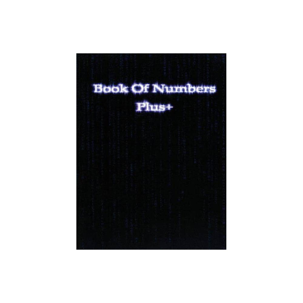 Cameron Rowland: Book of Numbers - (Paperback)