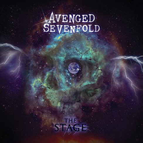Avenged Sevenfold - The Stage (CD) - image 1 of 1
