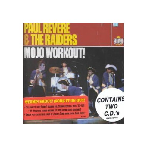 Paul  Revere &  The Raiders - Mojo Workout (CD) - image 1 of 1