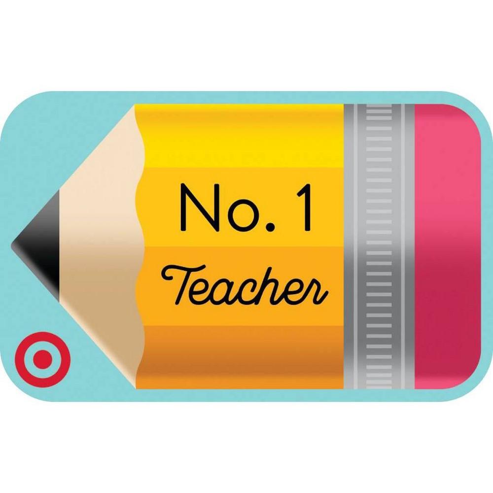 Teacher Pencil $300 GiftCard