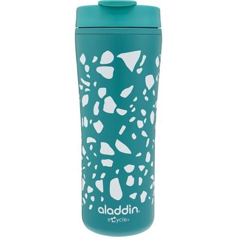 Aladdin 16oz Plastic Travel Mug Turquoise - image 1 of 3
