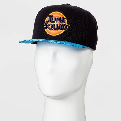 Men's Space Jam Flat Brim Baseball Hat - One Size