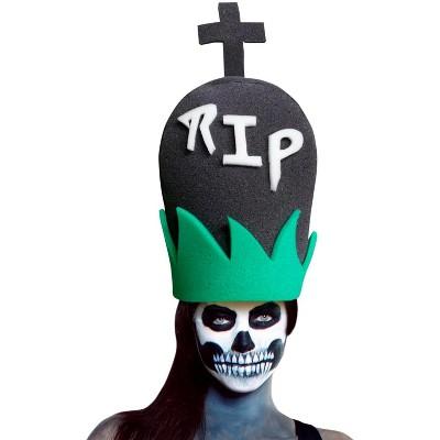 Funky Fresh Grave Adult Foam Costume Hat