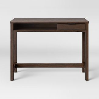 Desk with Drawer Espresso Brown - Made By Design™