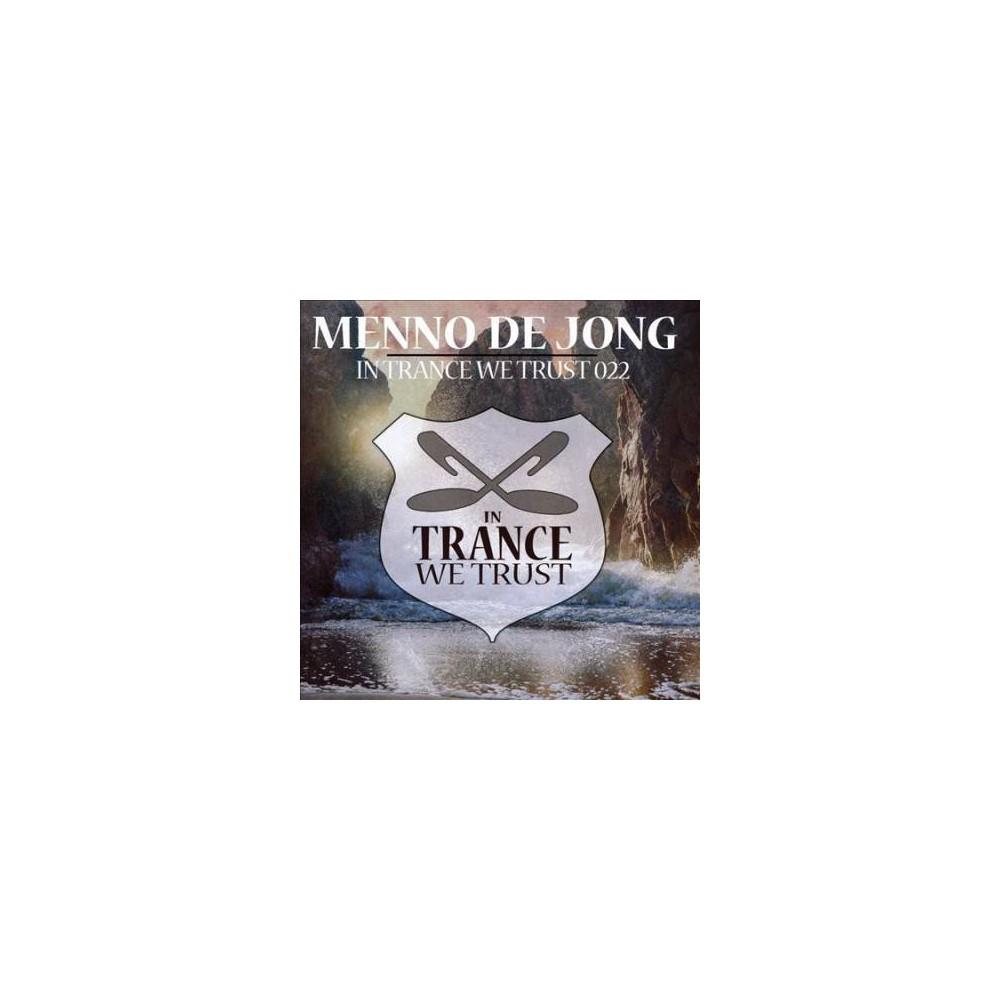 Menno De Jong - In Trance We Trust 022 (CD)