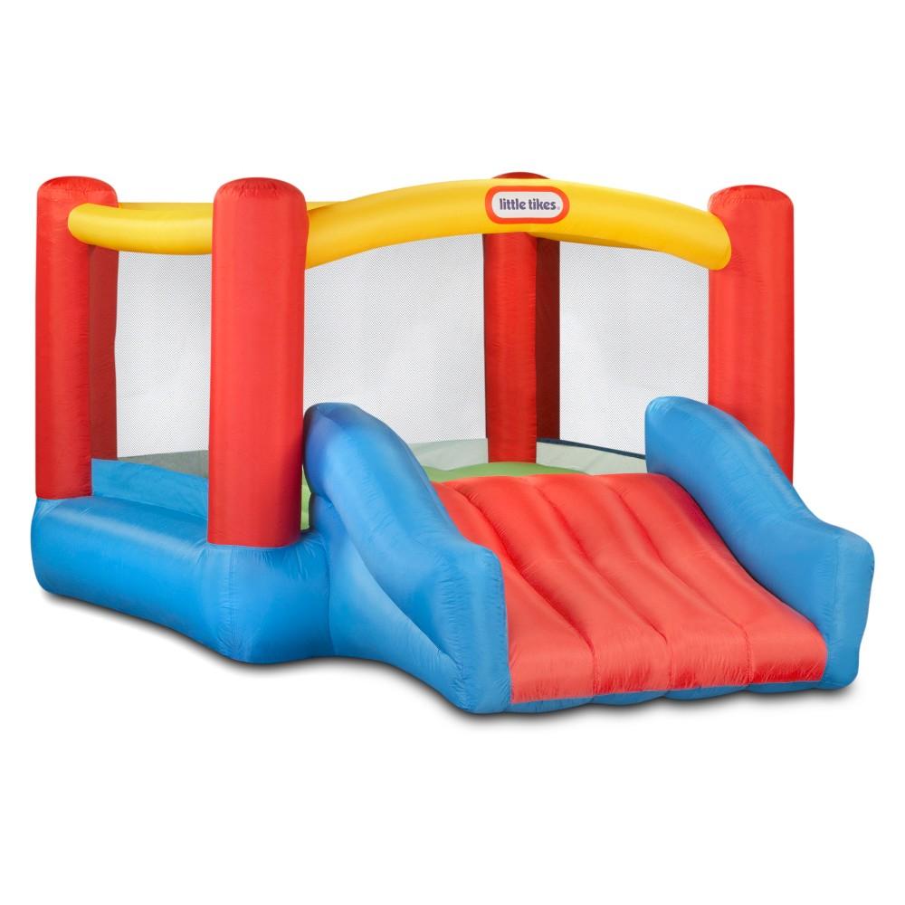 Little Tikes Jr. Jump 'n Slide, Multi-Colored