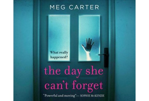 Day She Can't Forget -  by Meg Carter (MP3-CD) - image 1 of 1