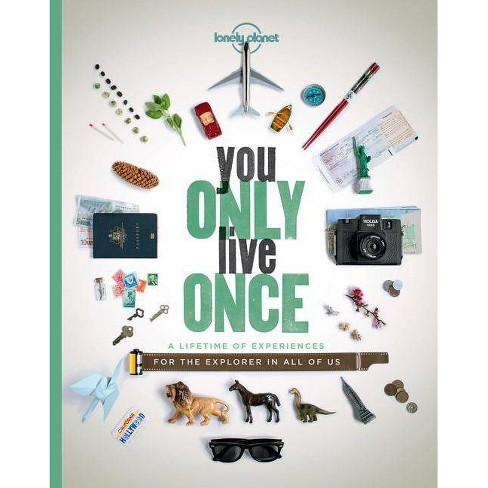 You Only Live Once - (Lonely Planet) (Paperback) - image 1 of 1