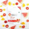 Lolleez Children's Organic Throat Soothing Pops - Watermelon, Strawberry, & Orange Mango - 15ct - image 4 of 4