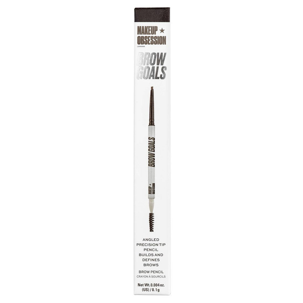 Image of Makeup Obsession Brow Goals Brow Pencil Dark Brown - 0.004oz