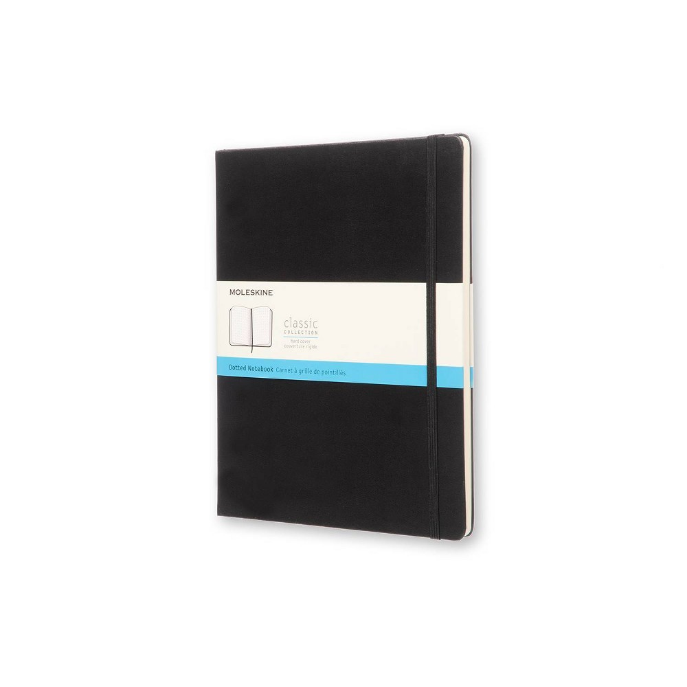 Image of Moleskine Lined Professional Journal Dot XL Hard Classic