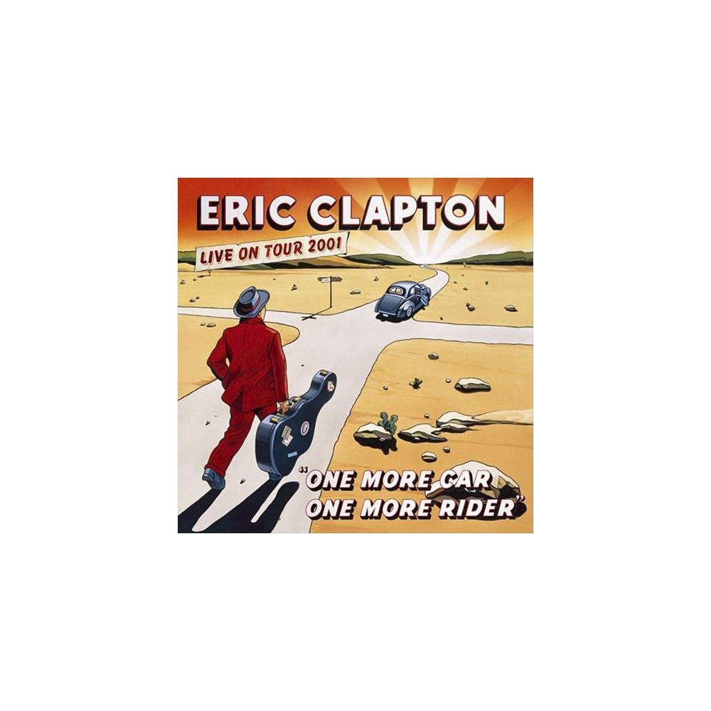 Eric Clapton - One More Car One More Rider (CD)