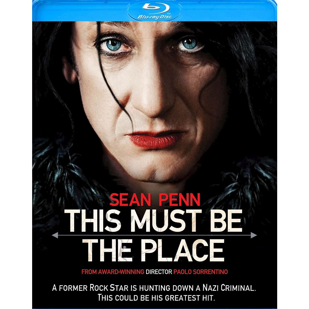 This Must Be The Place Blu Ray