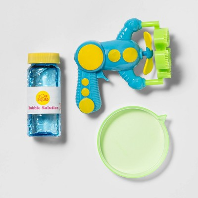 Super Bubble Gun Blue - Sun Squad™