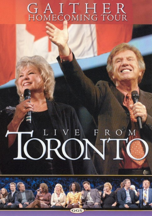 Live From Toronto (DVD) - image 1 of 1