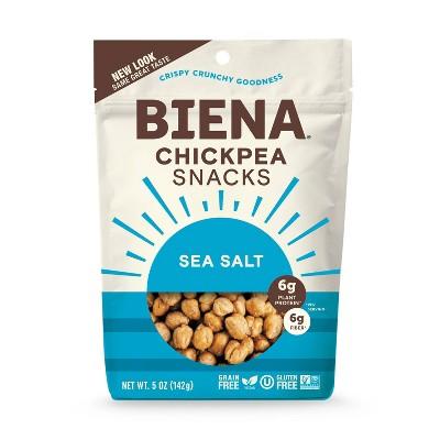 Biena Sea Salt Chickpeas - 5oz