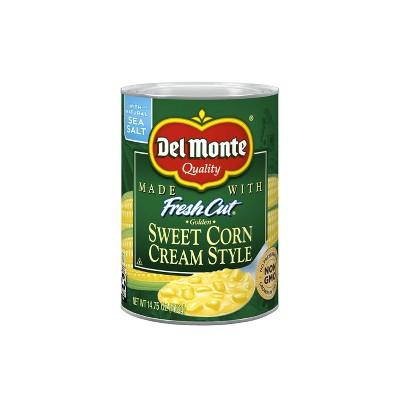 Del Monte Fresh Cut Cream Style Golden Sweet Corn 14.75oz