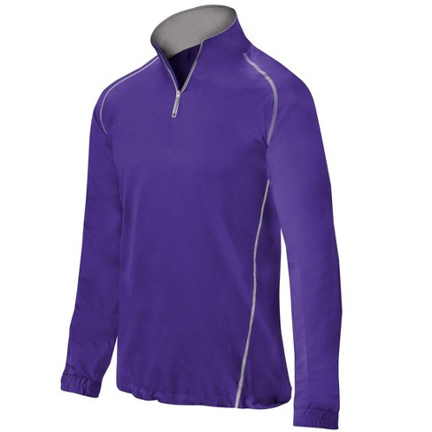 Mizuno Youth Boy's Comp 1/4 Zip Pullover - image 1 of 2