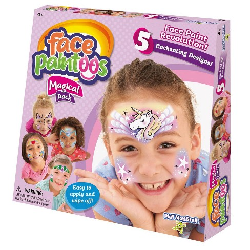Face Paintoos Magical Pack - image 1 of 3