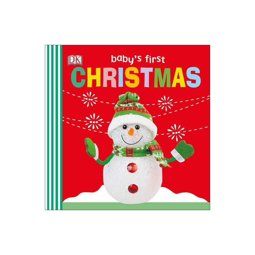 Baby S First Christmas Baby S First Board Books Board Book