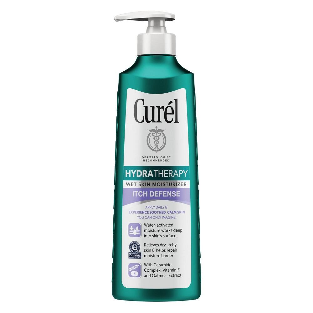 Image of Curel Hydratherapy Itch Defense Wet Skin Moisturizer - 12 fl oz