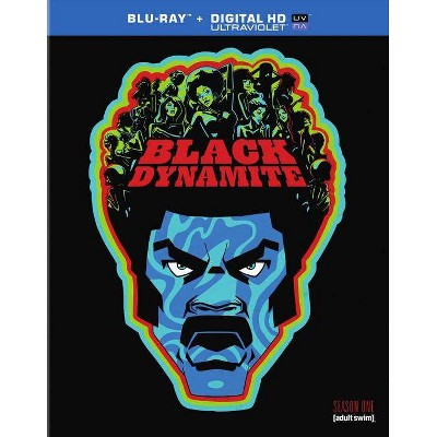 Black Dynamite: Season One (Blu-ray)(2014)